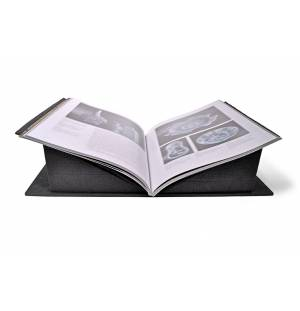 Plastazote bookrest for consultation