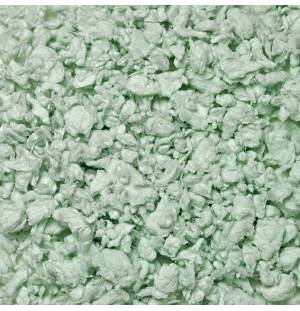 Krispy cellulose pulp