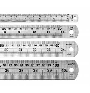 Stainless steel Ruler