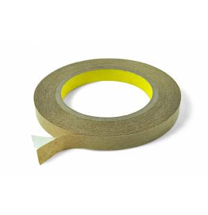 Double-sided polyester adhesive tape - 12 mm x 33 m