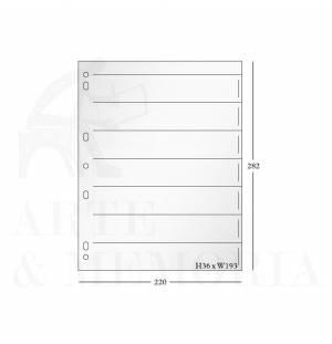 Polyethylene Photo Storage Pages