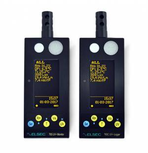 Monitor ambiental (Llum Visible, Ultraviolada, Temperatura, Humitat)