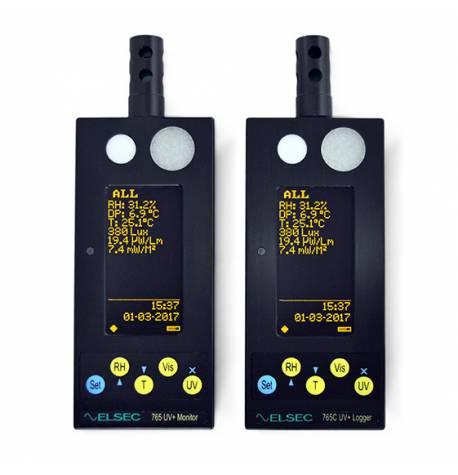 Monitor ambiental (Luz Visible, Ultravioleta, Temperatura, Humedad)