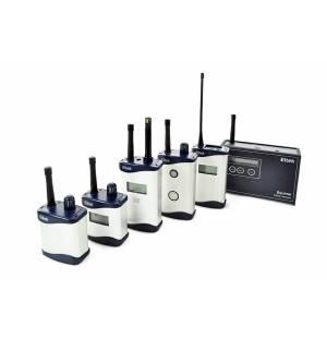 Sistema de registre de dades per ràdio