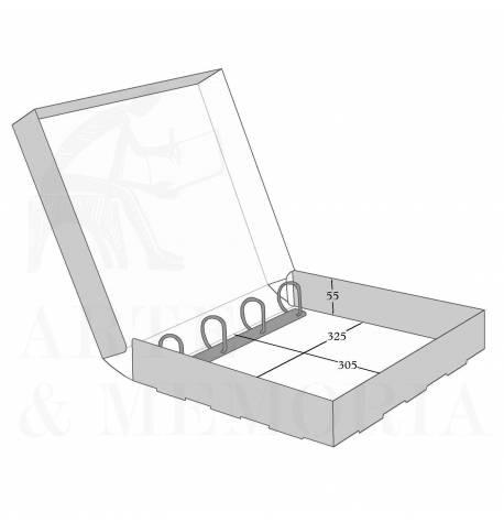Timecare Ringbinder Box