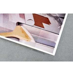 Páginas de poliéster combinado para fotografía