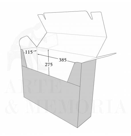 Upright Storage Box