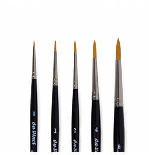 Da Vinci Round Brush