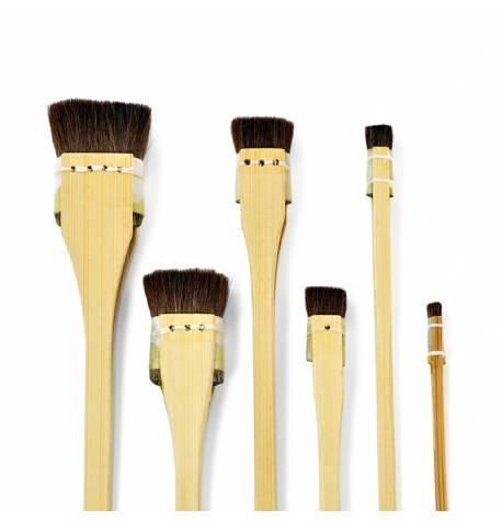 Surikomi-Bake Japanese Brush