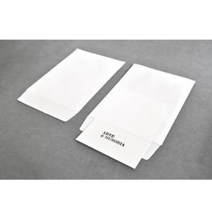 Envelop with flap