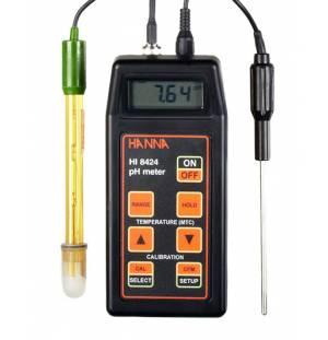 Medidor de pH portátil