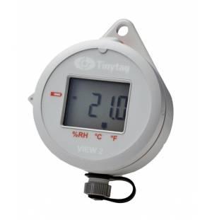 Registrador de temperatura i humitat relativa