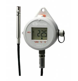 Temperature and Relative Humidity Logger