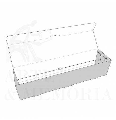 Pianola Rolls Box