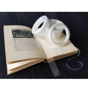Polyethylene strap for book mounting - 63,5 mm x 30 m