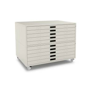 Steel drawer cabinet - Model C